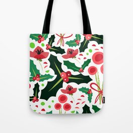 hollyberry Tote Bag