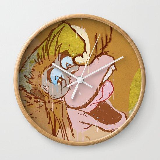 Oobedoo Wall Clock