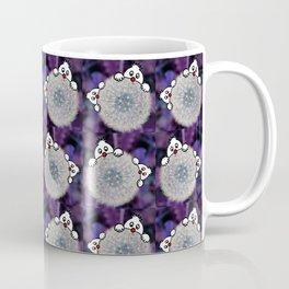 Fly with the dandelion Coffee Mug