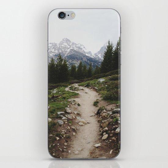 Teton Trail iPhone & iPod Skin