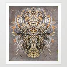 Enchanted One Art Print