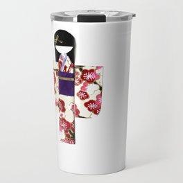 Kiyomi Sakura Travel Mug