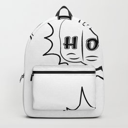 Hodl Bitcoin Cryptocurrency Backpack