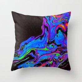 D.M.T Throw Pillow