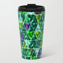 Bright glitter pattern. 2 Travel Mug
