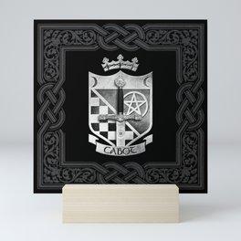 Excalibur (Beltane) Mini Art Print