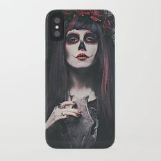 Catrina Day of the Dead Slim Case iPhone X