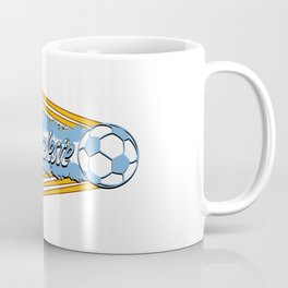 Argentina La Albiceleste(The White and Sky-Blue) ~Group D~ Coffee Mug