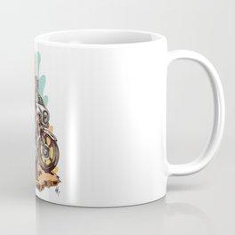 A Year in the Tropics Coffee Mug