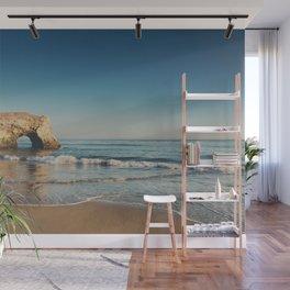Natural Bridges State Beach ... Wall Mural