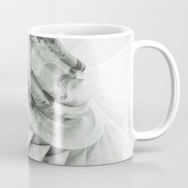 Sand stone spiral staircase 009 Coffee Mug