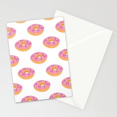 Doughnut Heaven  Stationery Cards