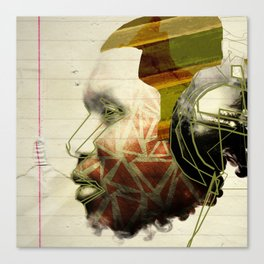 Jay Electronica Canvas Print