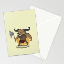Minotaur Stationery Cards