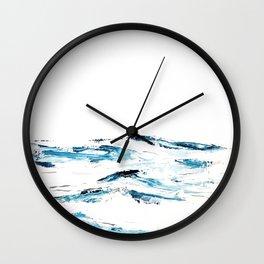 waves.mp4 Wall Clock