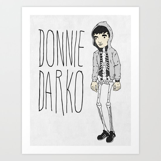 Donnie Art Print