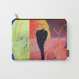 Nature_blue Carry-All Pouch