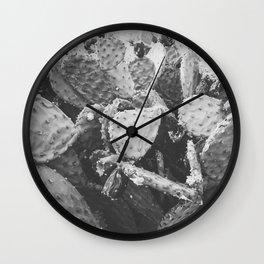 CACTUS V / Pioneertown, CA Wall Clock