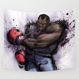 Full Boxing Wall Tapestry