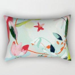 alices wonderland Rectangular Pillow