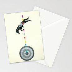 On Target : Sagittarius Stationery Cards