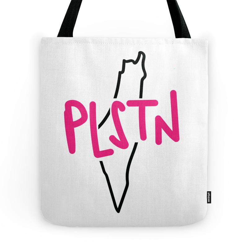 Plstn X Pink Tote Purse by sabr (TBG7451608) photo