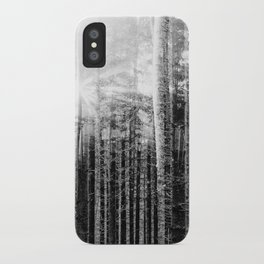 Forest V iPhone Case