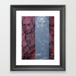 Second Reign of Vladimir Framed Art Print