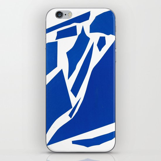 Abs88765 iPhone & iPod Skin