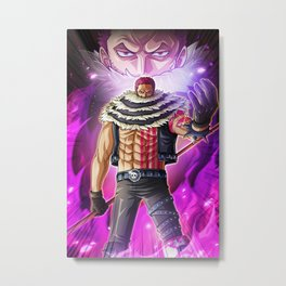 Katakuri - One Piece Metal Print