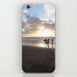 Surf Boys iPhone Skin