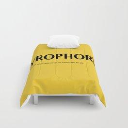 Pyrophoric Comforters