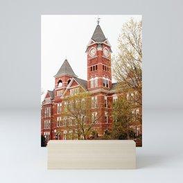 Samford Hall Mini Art Print
