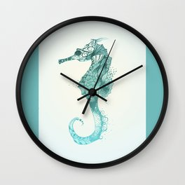 Aquine Wall Clock