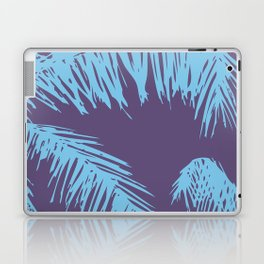 Ultra Violet Palm Print Laptop & iPad Skin