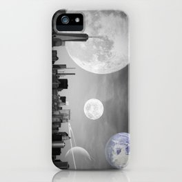 Surreal New York  iPhone Case
