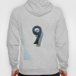 Found Number 9 Hoody