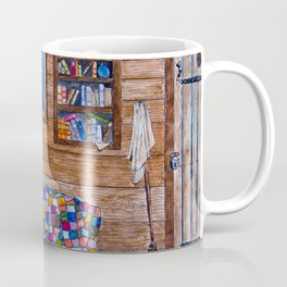 The Coming of the Bwbach Coffee Mug