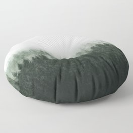 High And Low Floor Pillow