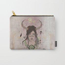Lady sahara Carry-All Pouch