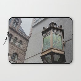Allegheny Courthouse + Field Laptop Sleeve