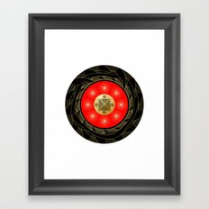 FC No. 44 Framed Art Print