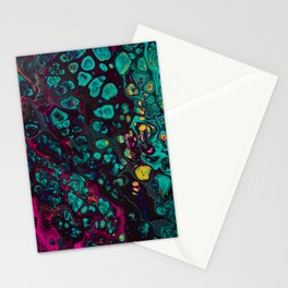 Crunchberries Stationery Cards