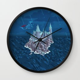 Hogwarts series (year 6: the Half-Blood Prince) Wall Clock