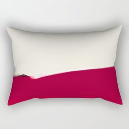 LONG TIME TO TOMORROW - #9 ASHTRAY Rectangular Pillow