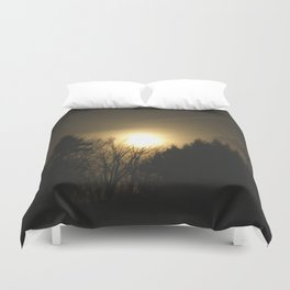 The Perfect Moon Duvet Cover