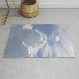 Big Clouds by Teresa Thompson Rug