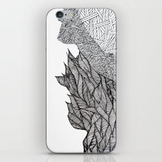 gardens iPhone & iPod Skin