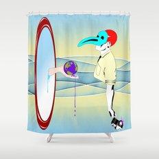 DRABDA Shower Curtain
