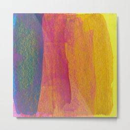 Abstract No. 382 Metal Print